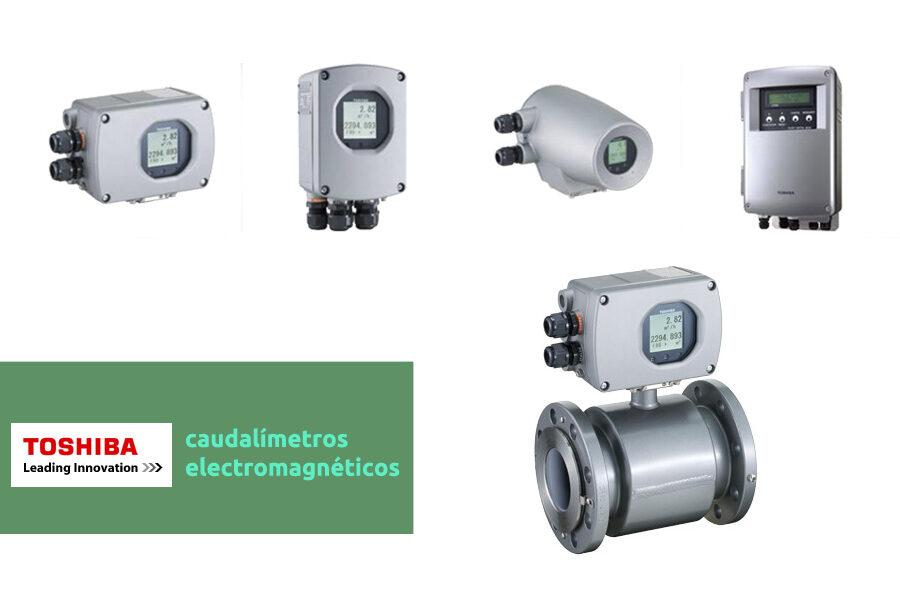 caudalimetros-electromagneticos TOSHIBA Colombia