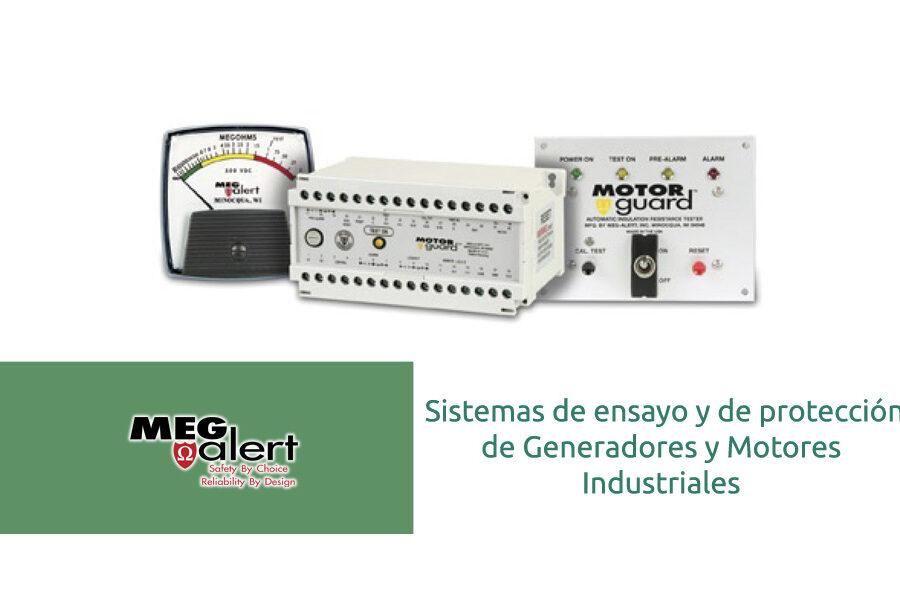 Protección Industrial para Motores - Megalert Colombia